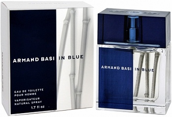 Armand Basi  IN BLUE men   50ml
