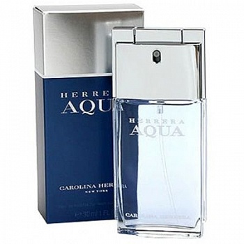 Carolina Herrera  AQUA men   30ml
