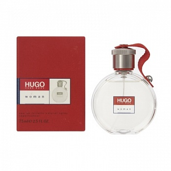 Hugo Boss  HUGO   75ml edt красная