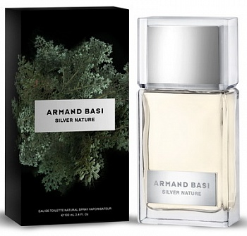 Armand Basi  SILVER NATURE men   50ml