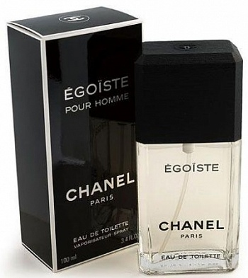 Chanel  Egoiste BLACK men 100ml