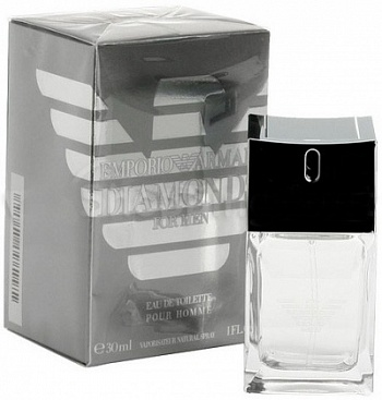 Giorgio Armani  Emporio DIAMONDS men   30ml