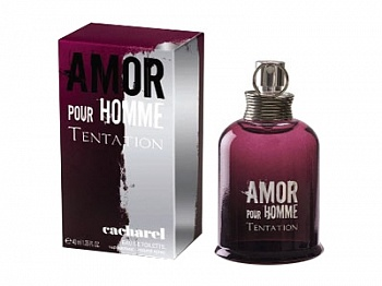 Cacharel  Amor Pour Homme TENTATION men   40ml
