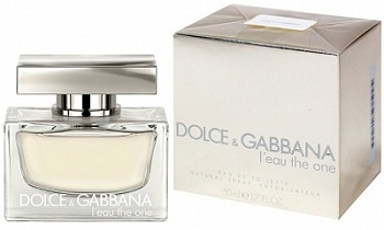 Dolce & Gabbana (D&G) L'EAU The One