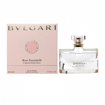 Bvlgari  ROSE ESSENTIEL 100ml edT