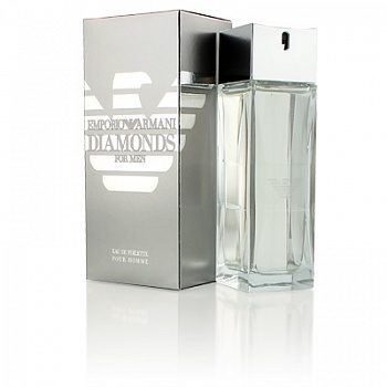 Giorgio Armani  Emporio DIAMONDS men   75ml