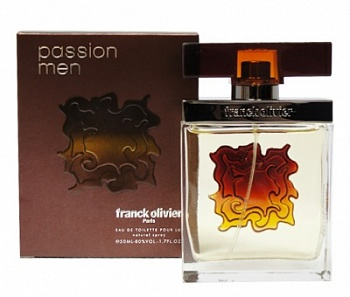 Franck Olivier PASSION men   75ml