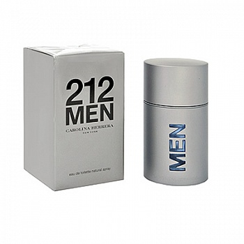 Carolina Herrera  212 men   30ml