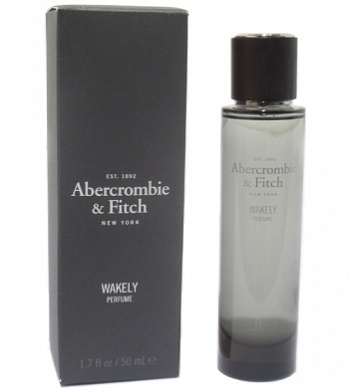 Abercrombie & Fitch  WAKELY   50ml edp