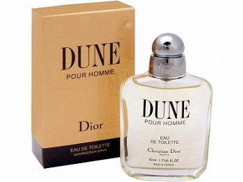 Christian Dior DUNE men   50ml
