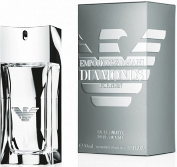 Giorgio Armani  Emporio DIAMONDS men   50ml
