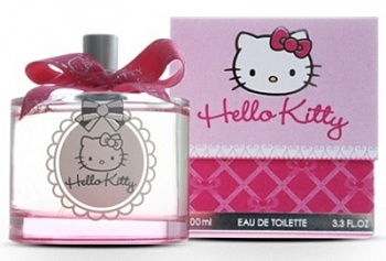 Hello Kitty  GIRL   60ml edt кубик
