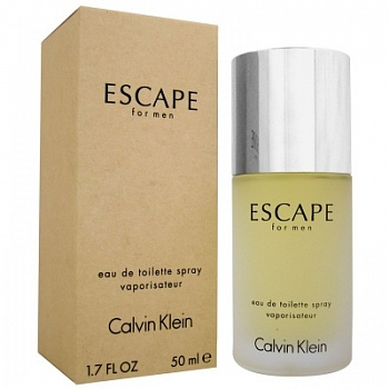 Calvin Klein ESCAPE men   50ml