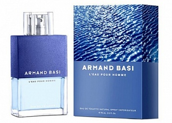 Armand Basi  L'EAU men   75ml