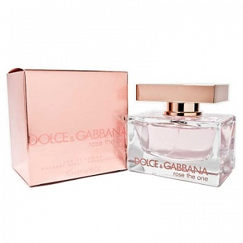 Dolce & Gabbana (D&G) ROSE the ONE   50ml edp