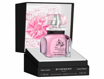 Givenchy  Very Irr ROSE DAMASCENA   60ml edp