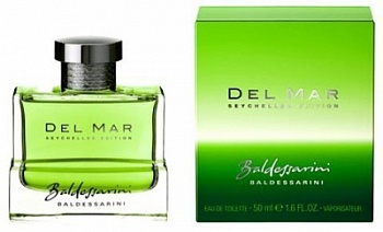 Baldessarini  Del Mar SEYCHELLES men   50ml