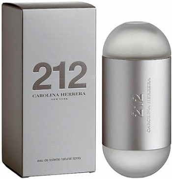 Carolina Herrera  212   60ml edt