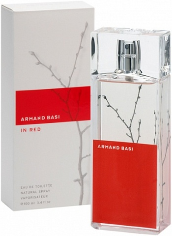 Armand Basi  IN RED   30ml edT