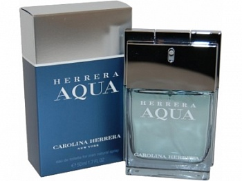 Carolina Herrera  AQUA men   50ml