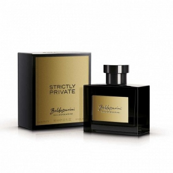 Baldessarini  STRICTLY PRIVATE men   90ml