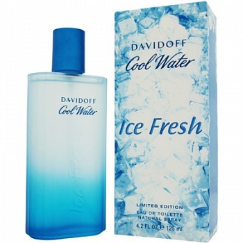 Davidoff  CW ICE FRESH men 125ml