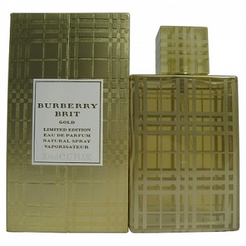 Burberry  Brit GOLD   50ml edp
