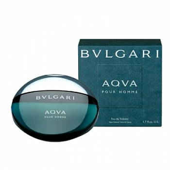 Bvlgari  AQUA men   30ml