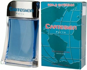 Geparlys  CARTESIEN men 100ml