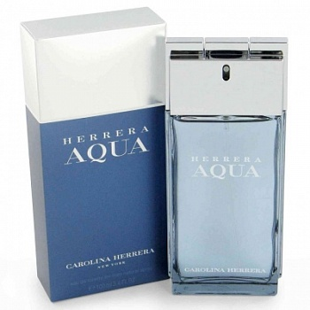 Carolina Herrera  AQUA men 100ml
