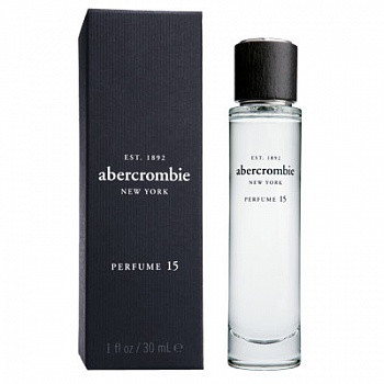 Abercrombie & Fitch  PERFUME 15   30ml edp