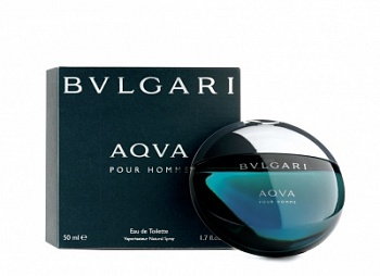 Bvlgari  AQUA men   50ml