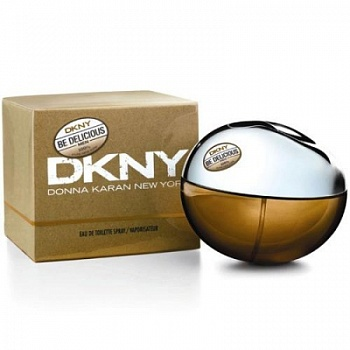 DKNY Donna Karan BE DELICIOUS men 100ml edc