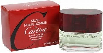 Cartier  MUST men   50ml a/s
