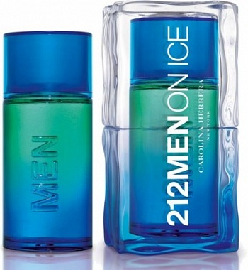 Carolina Herrera  212  ON ICE men 100ml