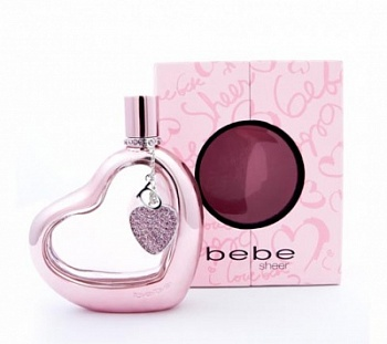 Bebe  SHEER   50ml edp