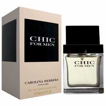 Carolina Herrera  CHIC men   60ml